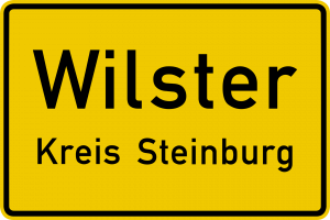 Germany start urban area sign