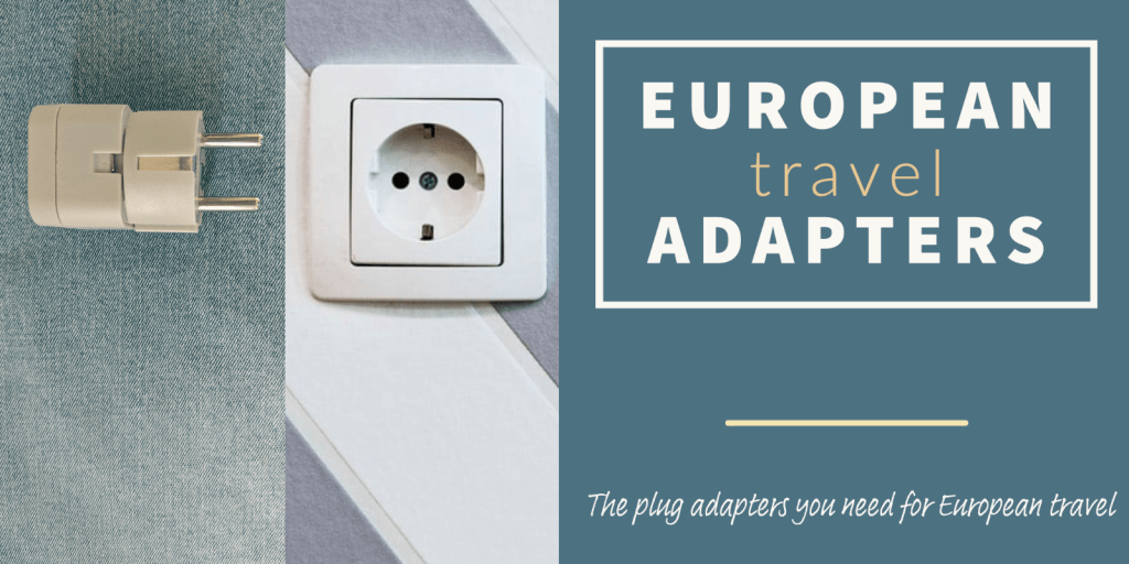 plug adapters for european travel