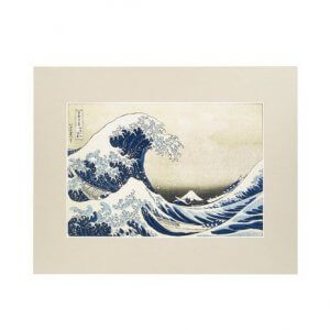 British Museum The Great Wave print