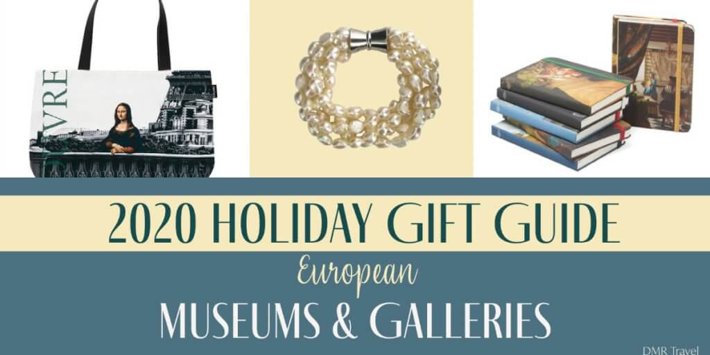 2020 Holiday Gift Guide from European Museums and Galleries