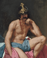Prado Mars -Velázquez print