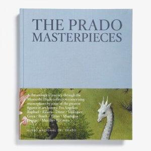 Prado Masterpieces coffee table book
