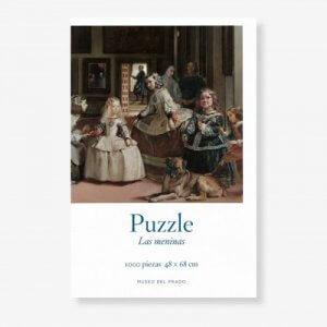 Prado Las Meninas puzzle