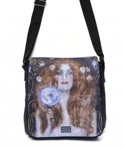 Vienna Klimt tote bag