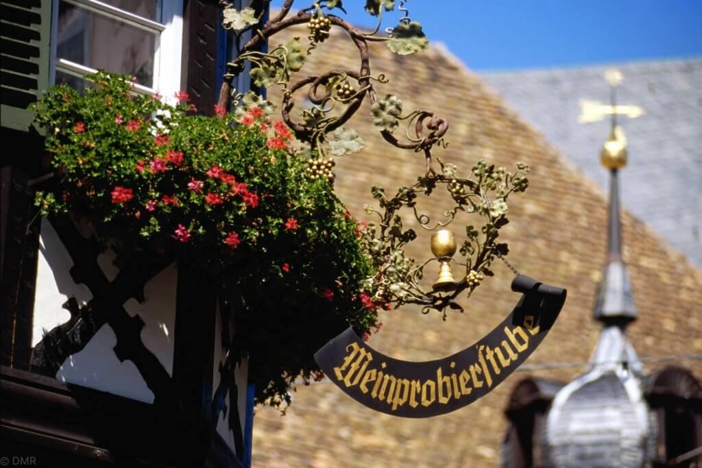 Germany Wine Deidesheim Weinstube