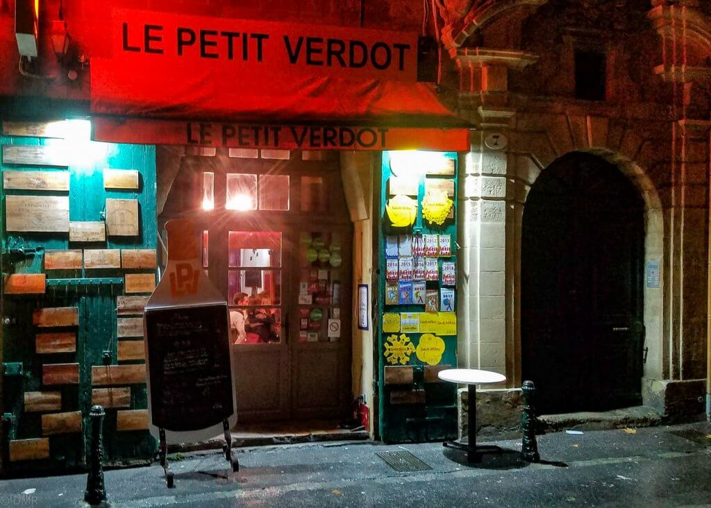 France Aix-en-Provence Le Petit Verdot exterior