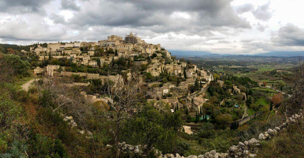 France Provence Gordes pano