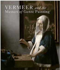 Vermeer, Dutch Masters, book