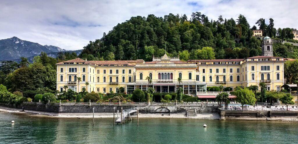 Hotel Villa Serbelloni, Lake Como, Italy